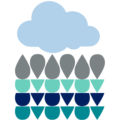 Cloudy-raindrop