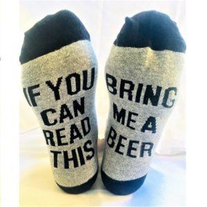 grey beer